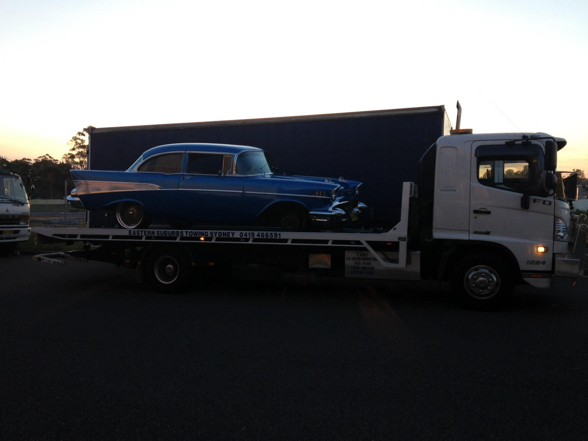Towing Quote Classic Car Towing From Moorepark To Liverpoolcall For Free