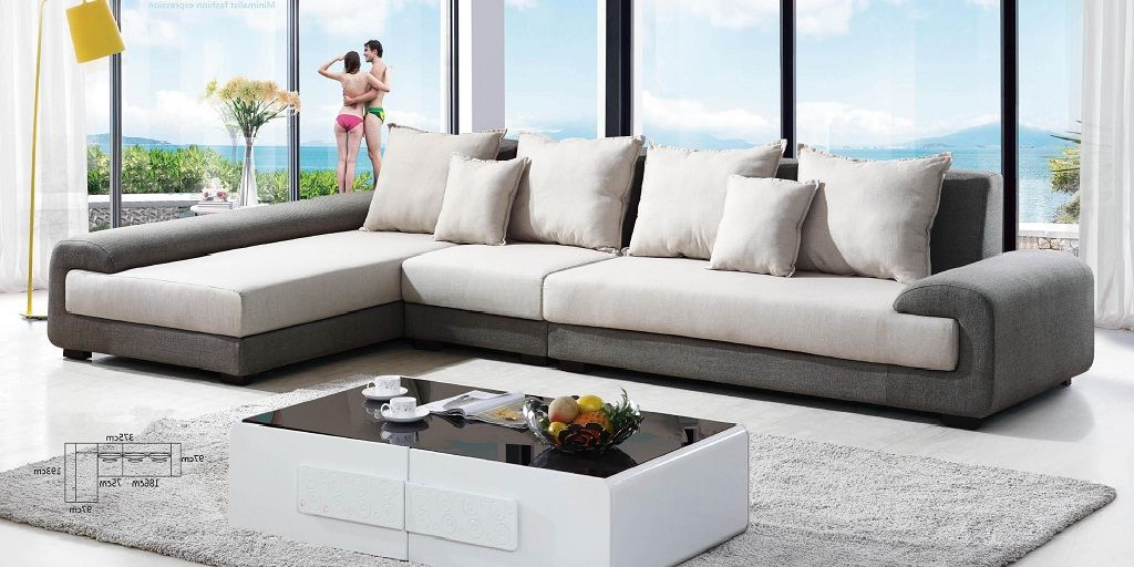 Latest L Shaped Sofa Set Design Living Room Sofa Design Modern