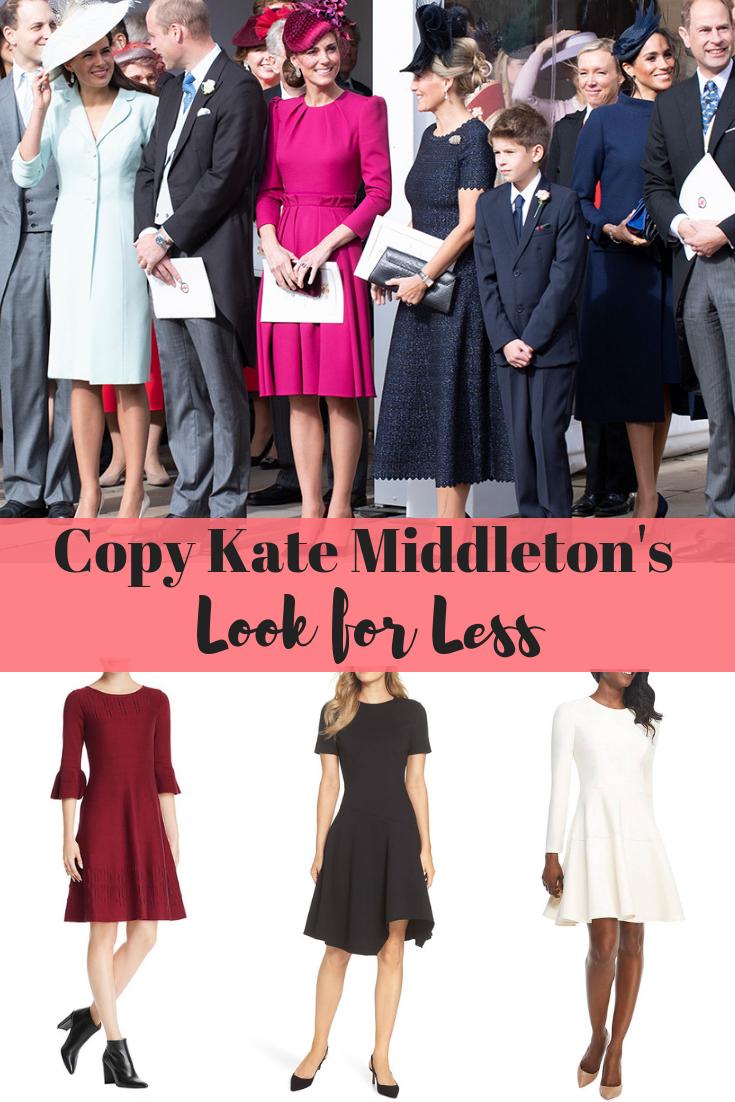 Kate Middleton Wedding Guest Dress Look Alikes Wedding Guest Dress Guest Dresses Alexander Mcqueen Dresses [ 1102 x 735 Pixel ]