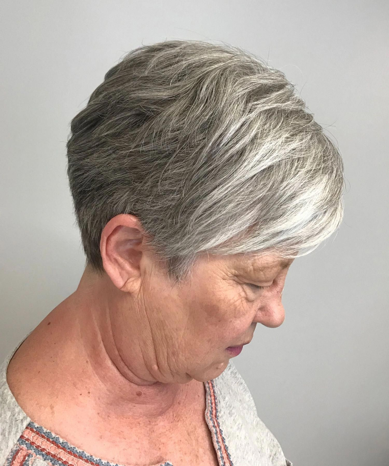 34++ Short hairstyles for ladies over 70 trends