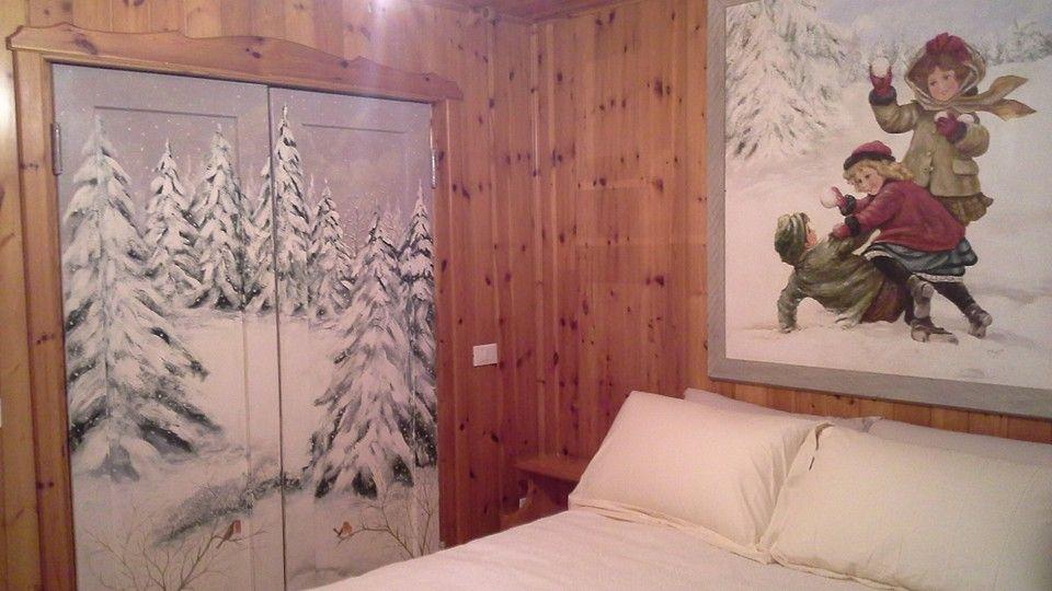 Arredamento danese ~ Arredamento case di montagna bottega del decoro mobili stile