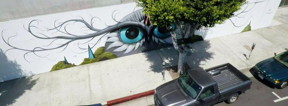 Los Angeles - immer druff #video - Das Leben des boerge3.0