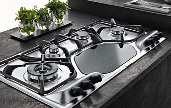 Beautiful Franke Opera Combination Cooktop [more Info] ** Cool Idea To Have A Combo  Top Cooker!