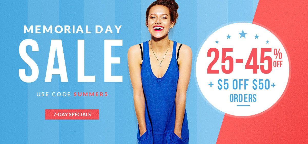 #rosegal -Memorial Day Sale #MemorialDay #sale #coupons ...