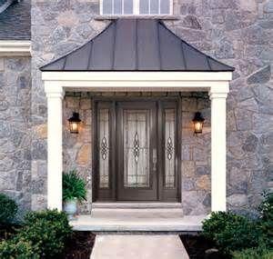 Single Steel Door With A Doorlite U0026 2 Sidelites / Decorative Inserts Front  Doors