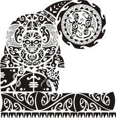 Tatuajes Maories Significado Y Fotos Tatuajes Polinesios Resultat