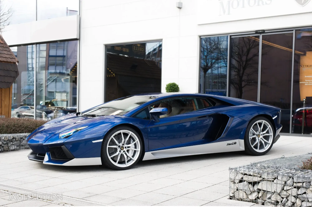 2017 Aventador in München, Germany for sale