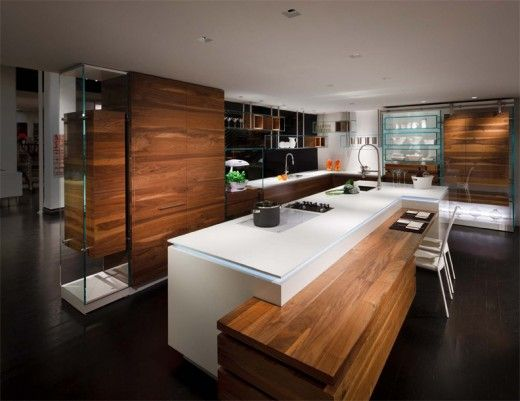 Modern italian kitchen kitchens pinterest kitchens for Modern italian kitchen