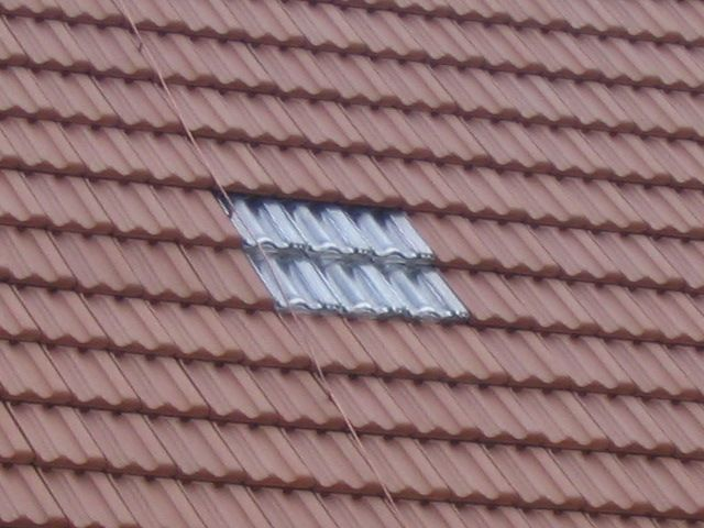 Best A Closer Look At Rural Swiss Building Emmental Glass Tile Roof Puts Skylight In Context 400 x 300