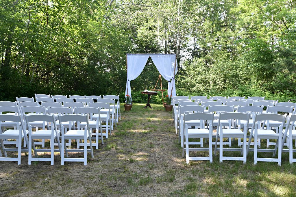Stillwater Minnesota Outdoor Ceremony | Wedding rentals ...