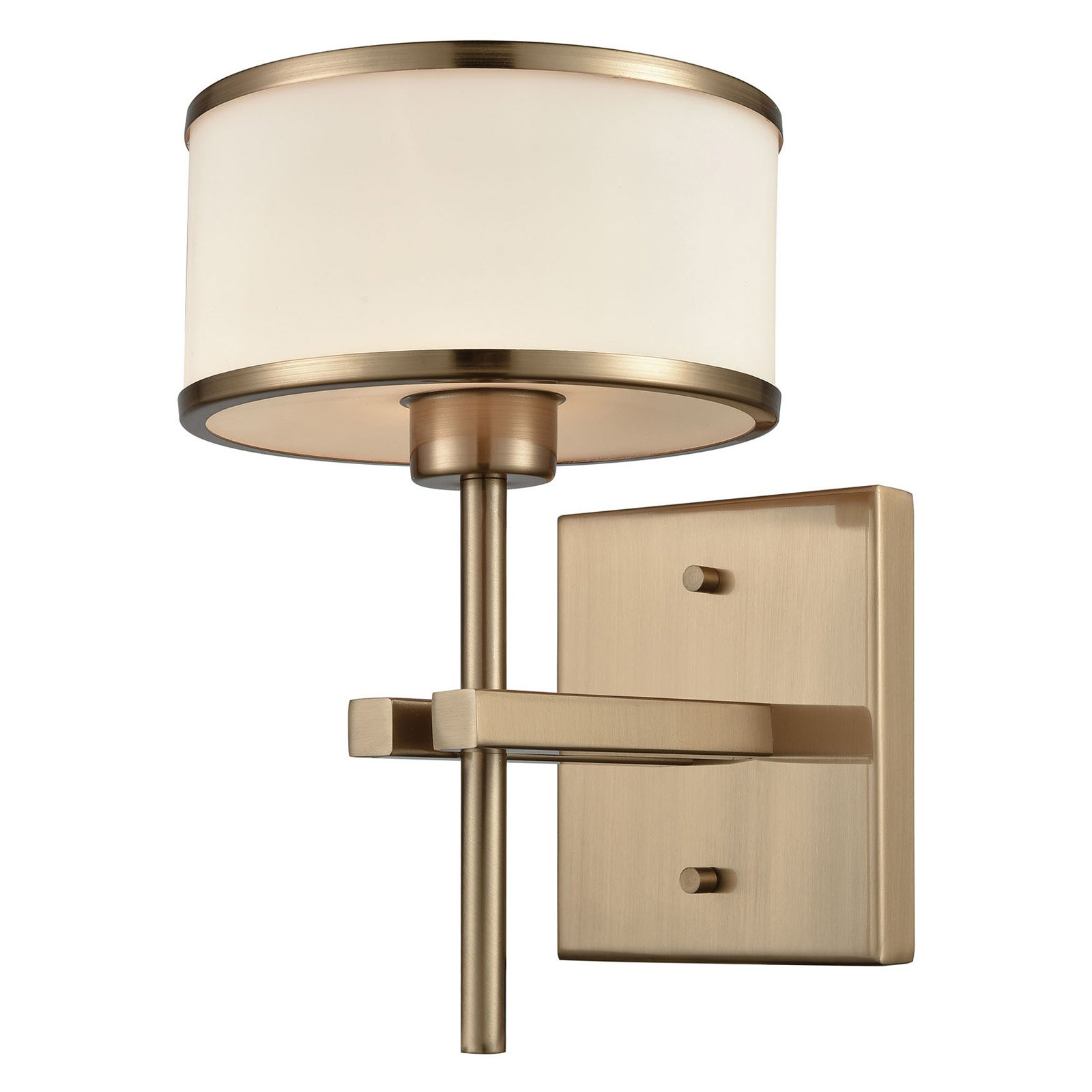 Elk lighting utica 11615 1 bathroom vanity light