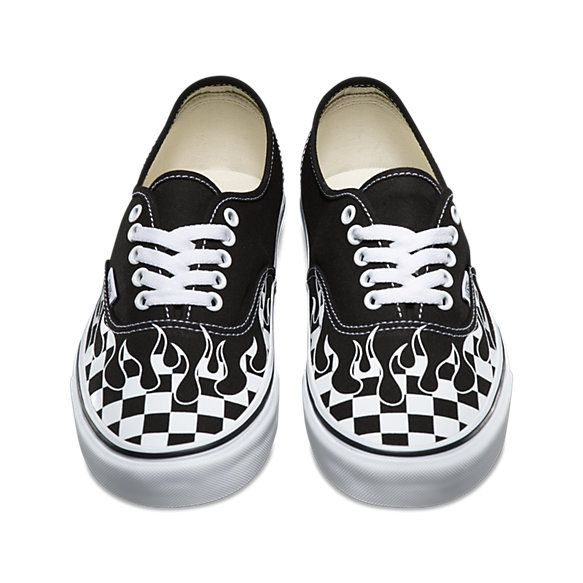 VANS AUNTHENTIC CHECKERBOARD