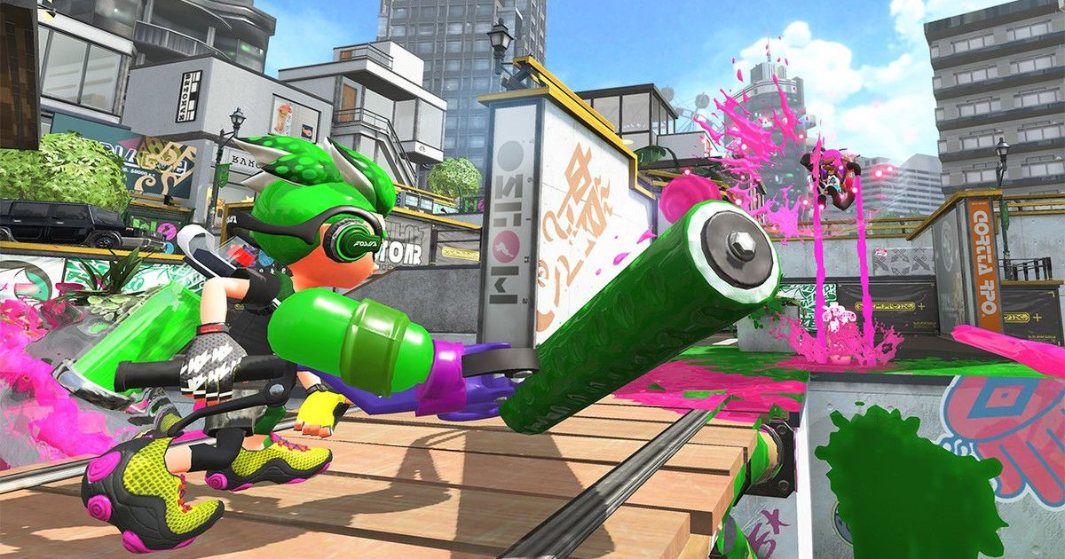 Splatoon 2 And Arms Both Arrive This Summer To Nintendo