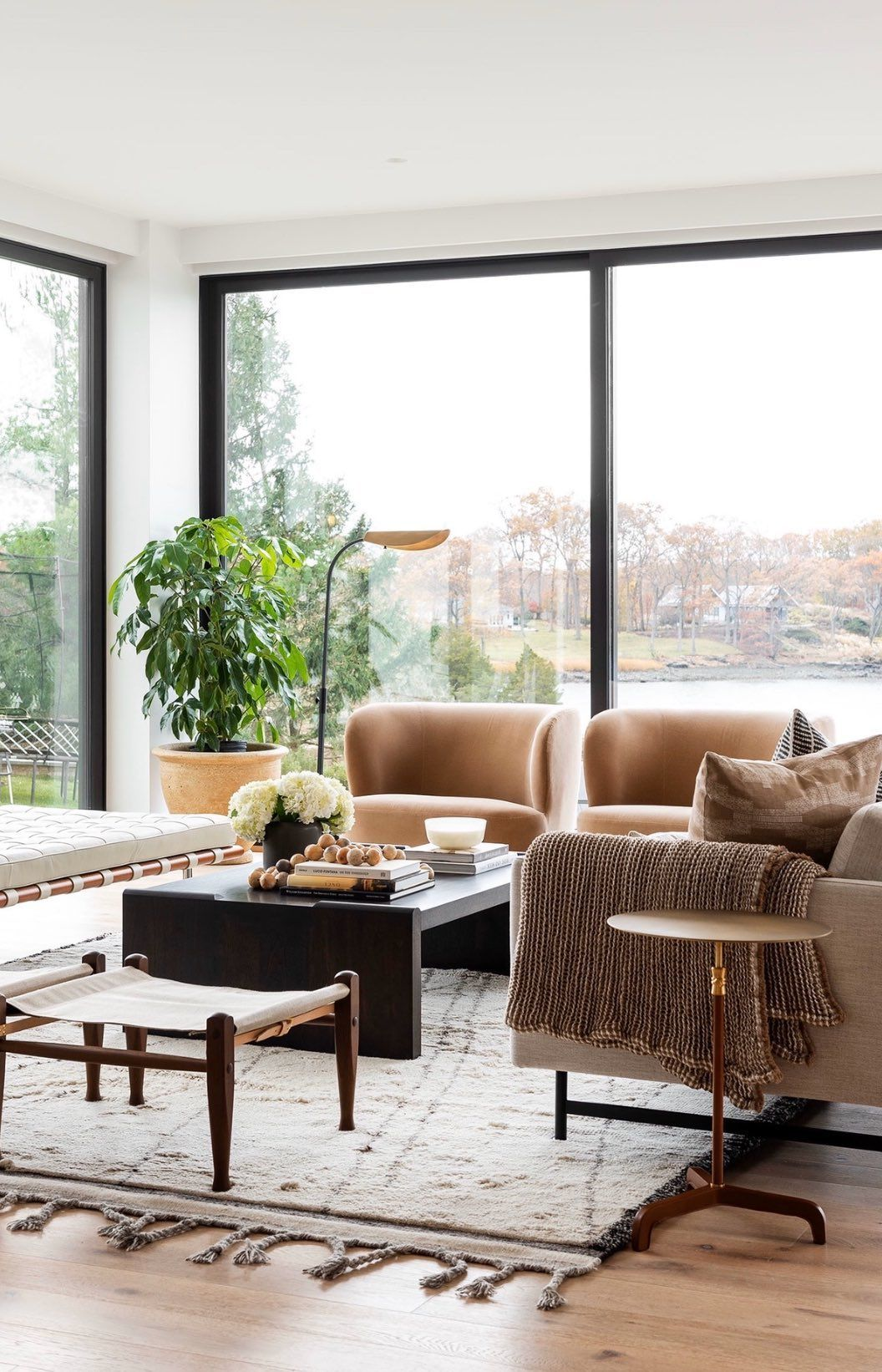 Studio Mcgee On Instagram Our Latest Project Has Views On Views Take A Trip To Rye New York And See House Interior Home Decor Living Room Inspiration