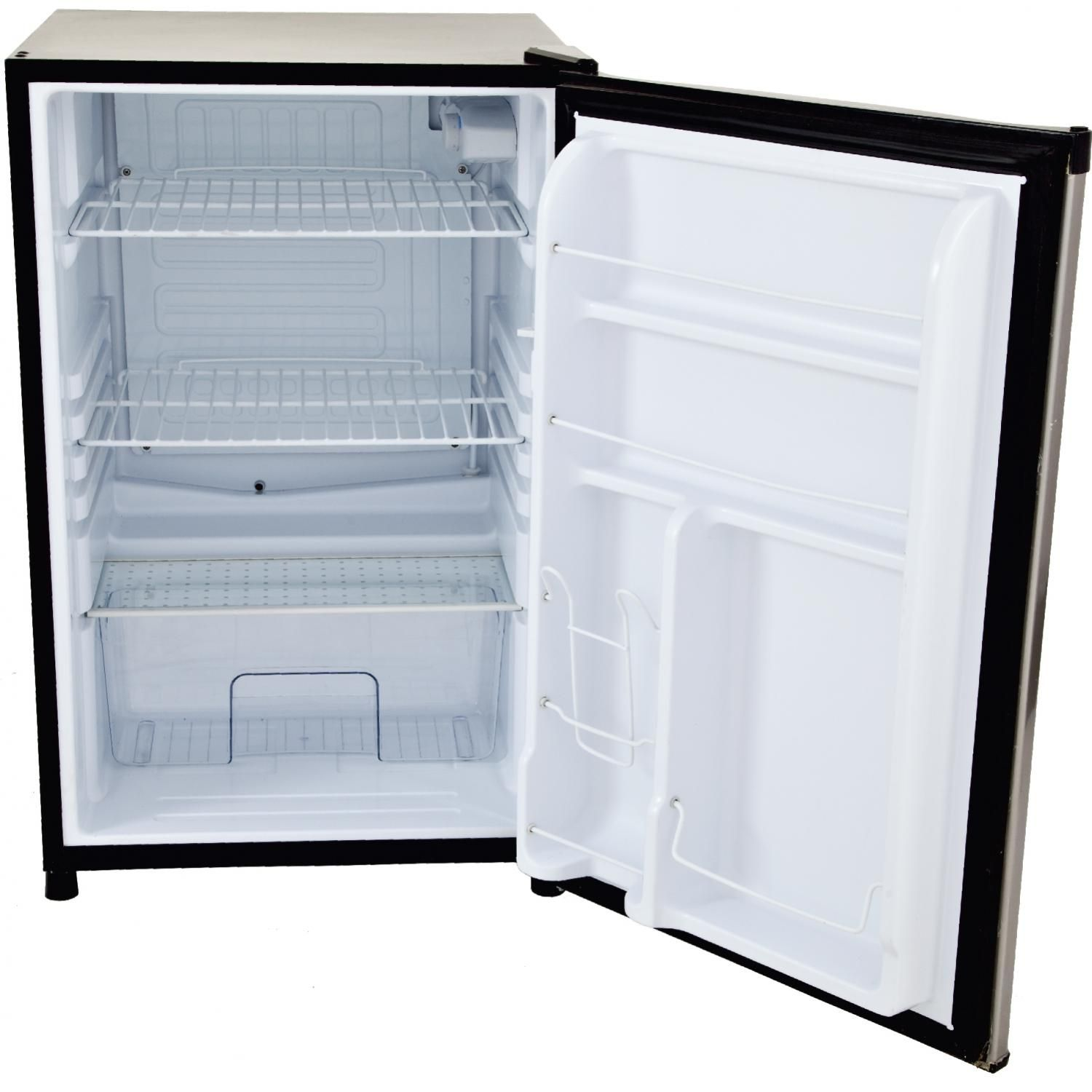 Lion 20-Inch 4.5 Cu. Ft. Compact Refrigerator With Recessed Handle ...