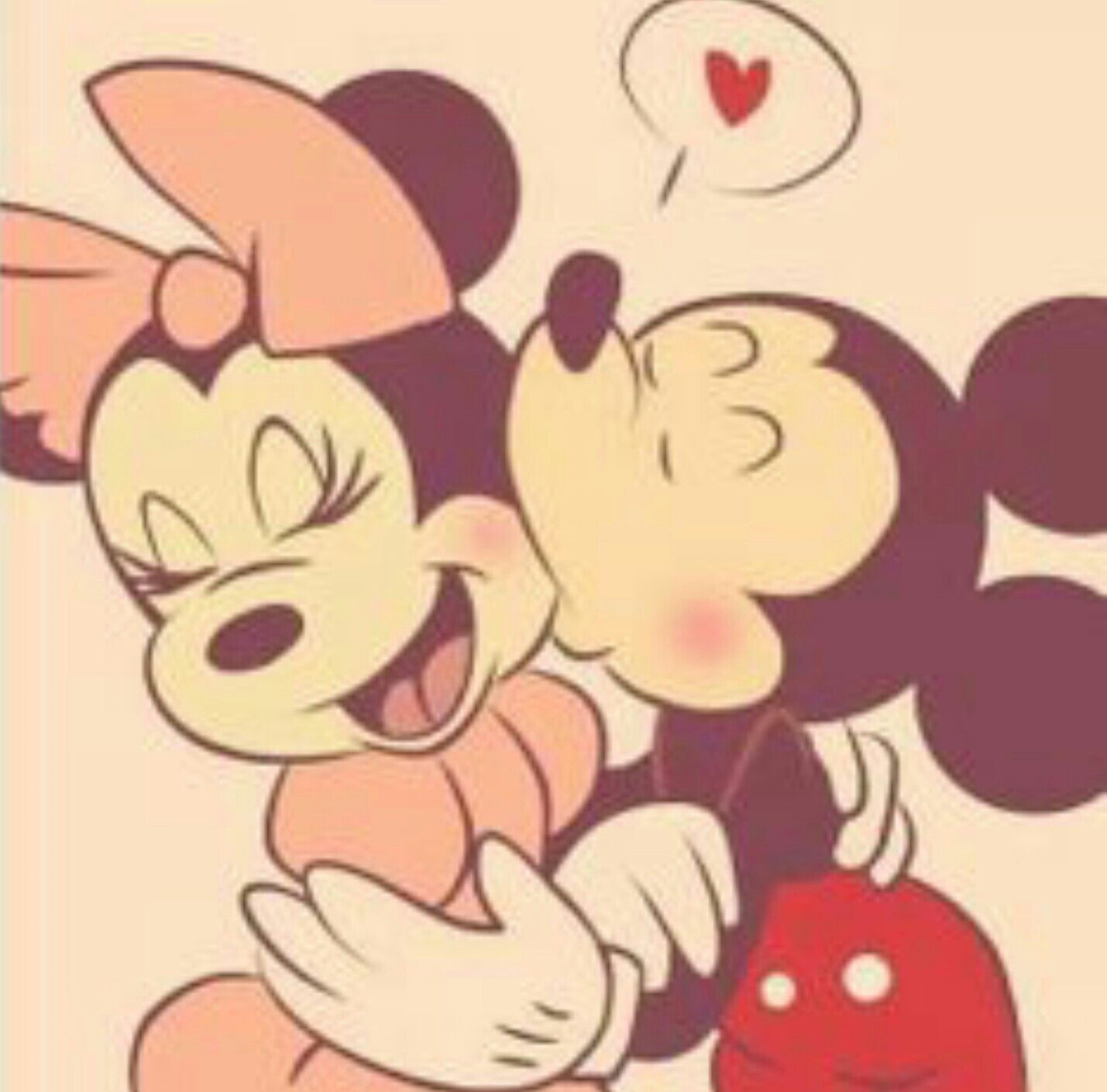Day 9 Favorite Couple OG's Mickey and Minnie Mouse