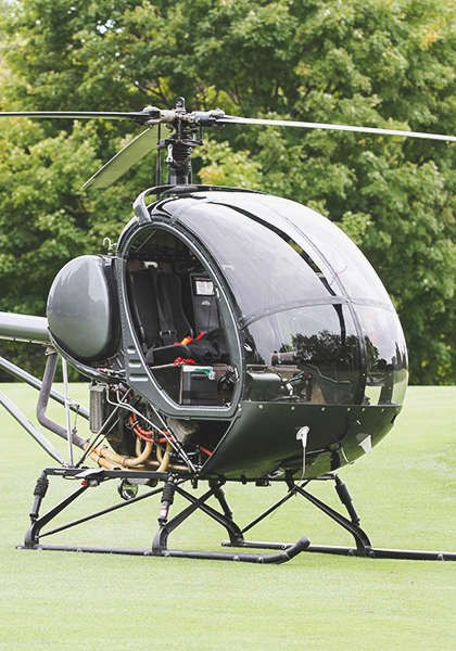 30- or 60-Minute Helicopter Ride or Lesson: Bachman Aero