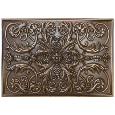 Decorative Tile Accents Soci Tile Ssgb1221 Metallic Resin Plaquekitchen Backsplash