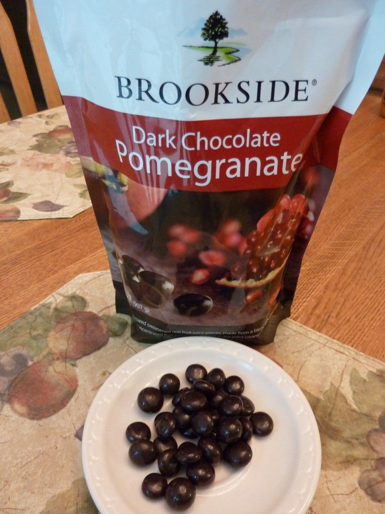 Costco Easter Baskets: Dark Chocolate Pomegranite. Just Bought A Big Bag From