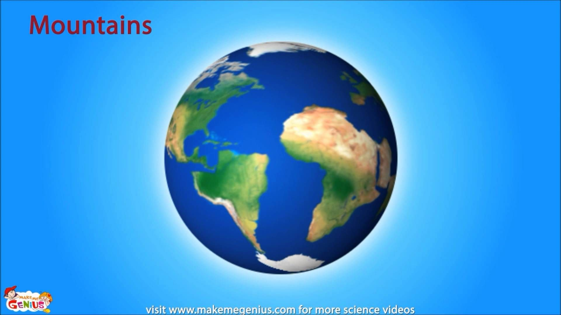Plate Tectonics For Kids