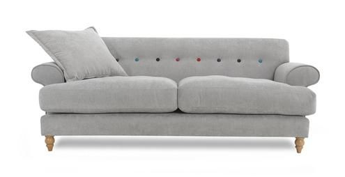 3 Seater Sofa Orbit | DFS | Ideas for the House | 3 seater ...