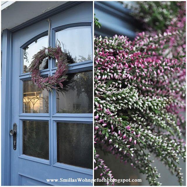 Bild von [DIY]: Herbstkranz für Tür oder Tisch – Smillas Wohngefühl – DIY