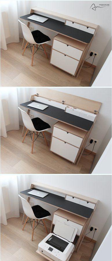 Designs, interior, furniture, Arni, wood, lino, multiplex, beautiful ...