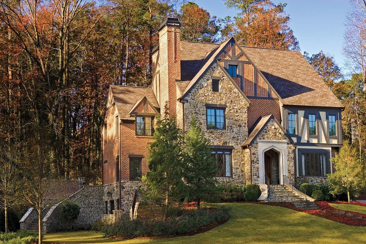 Custom dream homes in Wonderful Interior: The Green Yard of Custom ...