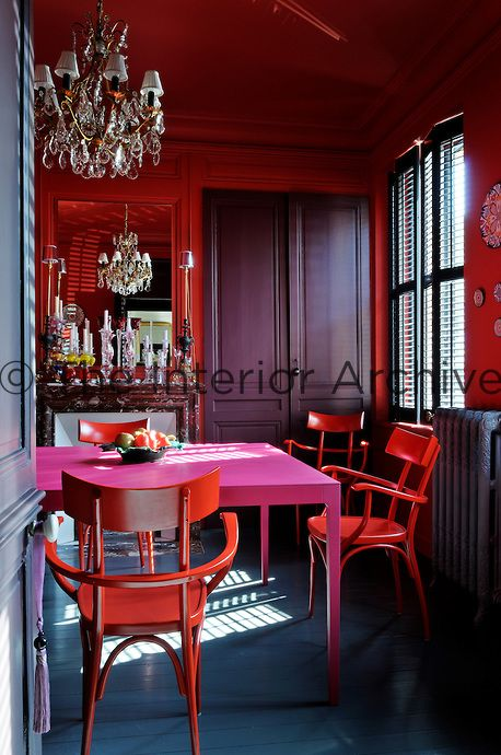 14+ Fuschia dining room chairs inspirations