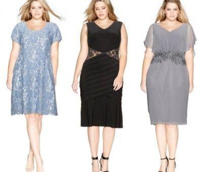 Svecane Haljine Za Punije Dame Plus Size Dressy Dresses Evening