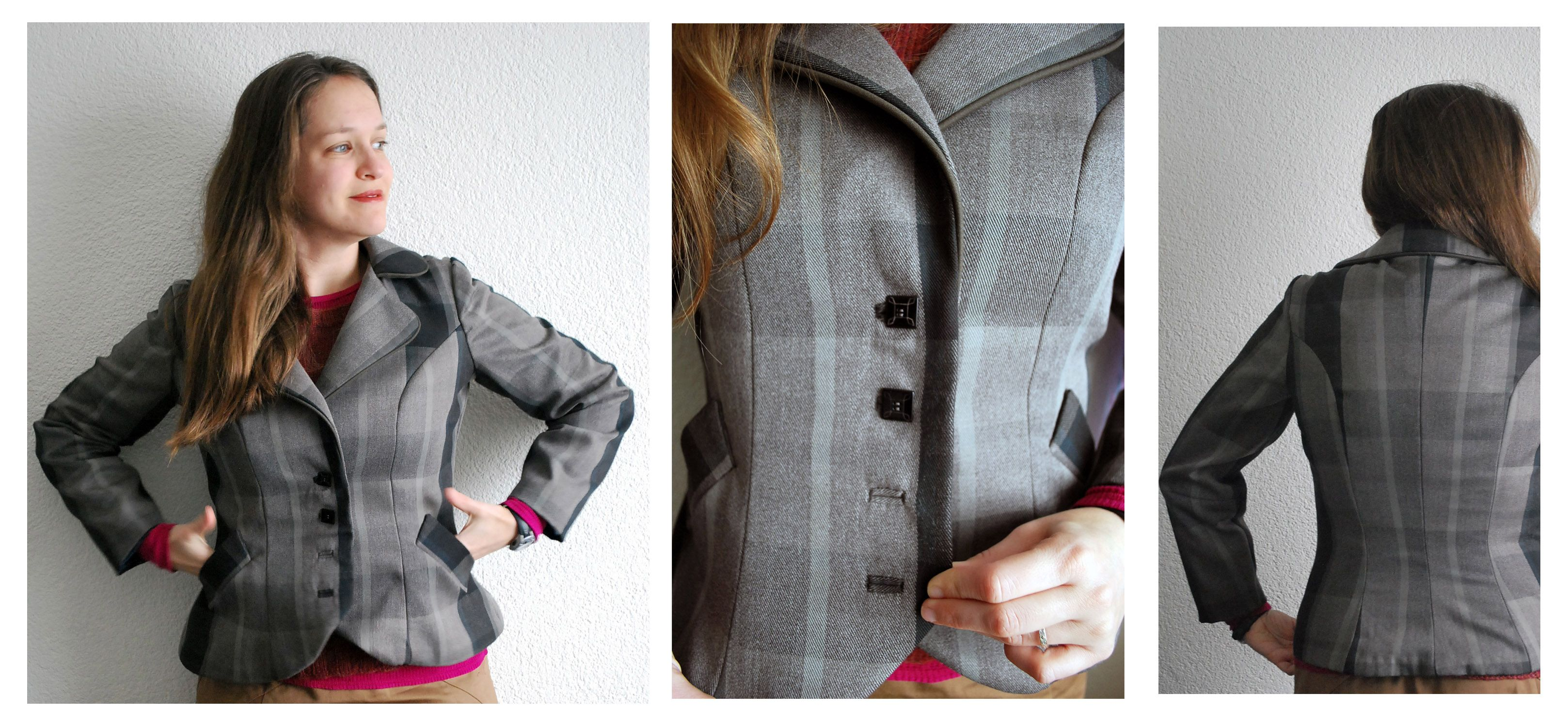 #CraftsyPhoto  Starlet Suit Jacket