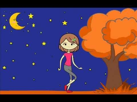 Dont let me fall - Lenka (animation)