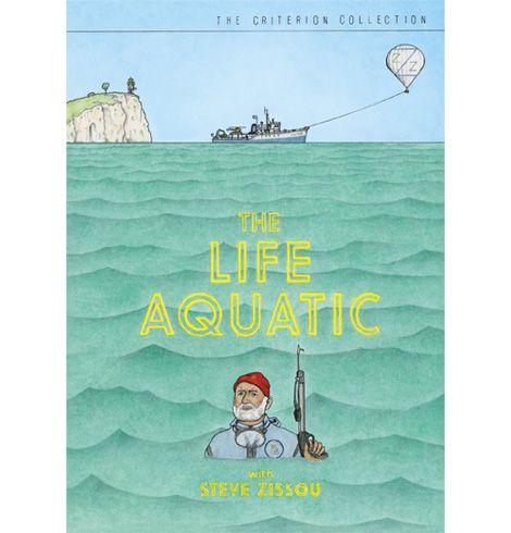 Wes Anderson Life Aquatic Font