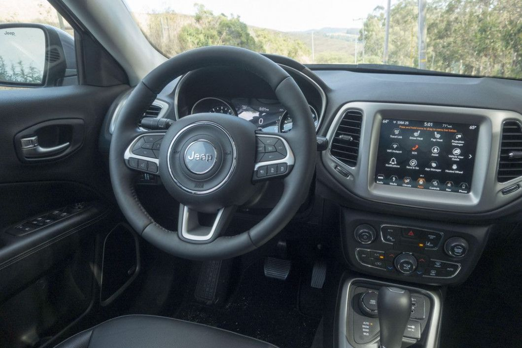Can The Jeep Compass Change Fiat Chrysler Automobiles Fate In