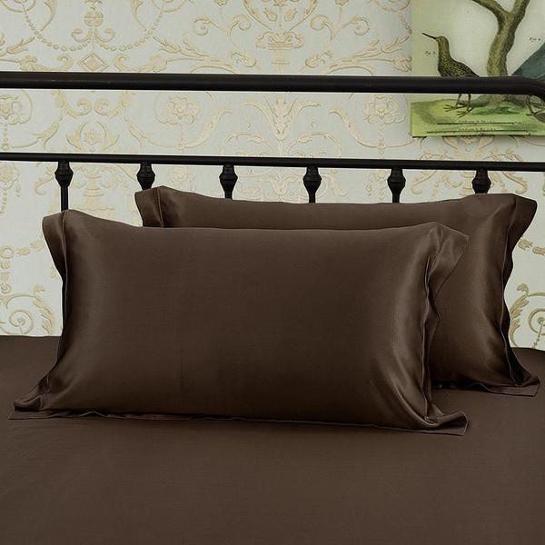 22 Momme Oxford Envelope Silk Pillowcase In 2019 Silk