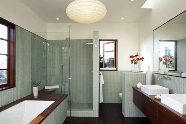 Venice Beach home....tiles would be a light gray or sand color