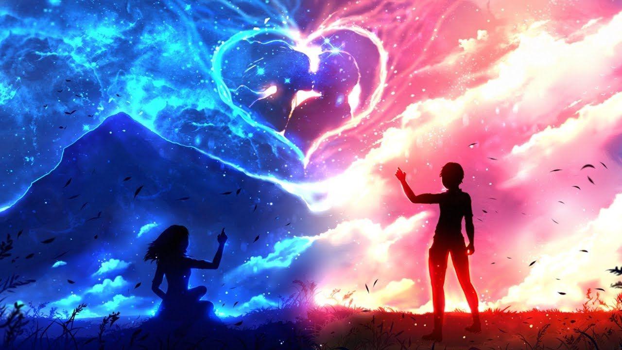 Anime Love Wallpaper 4k Download