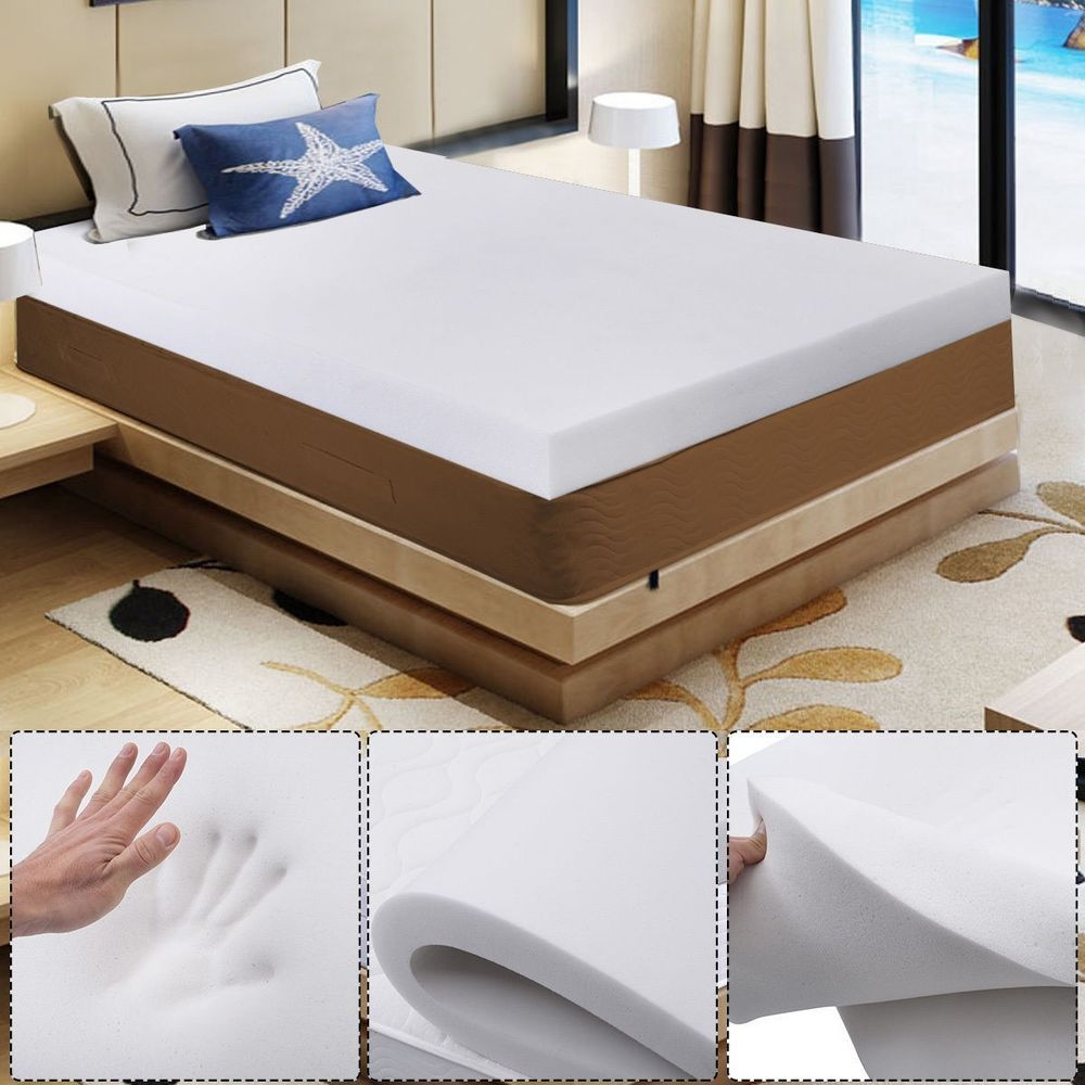 11 Inch Cool Flow Memory Foam Mattress Bed Queen Size Clearance Holiday Sale Free Shipping Bed Mattress Memory Foam Mattress Quality Mattress