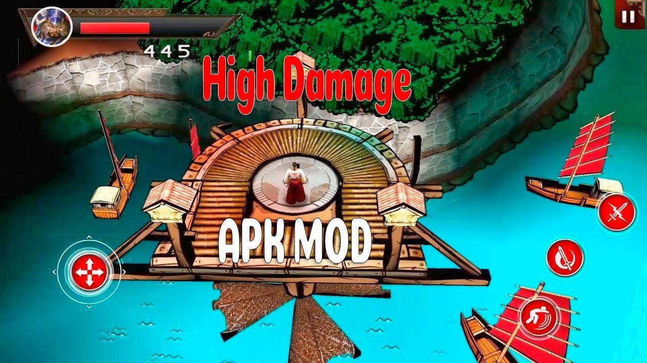 LEGACY OF WARRIOR ACTION RPG GAME V4.2 (APK MOD, HIGH