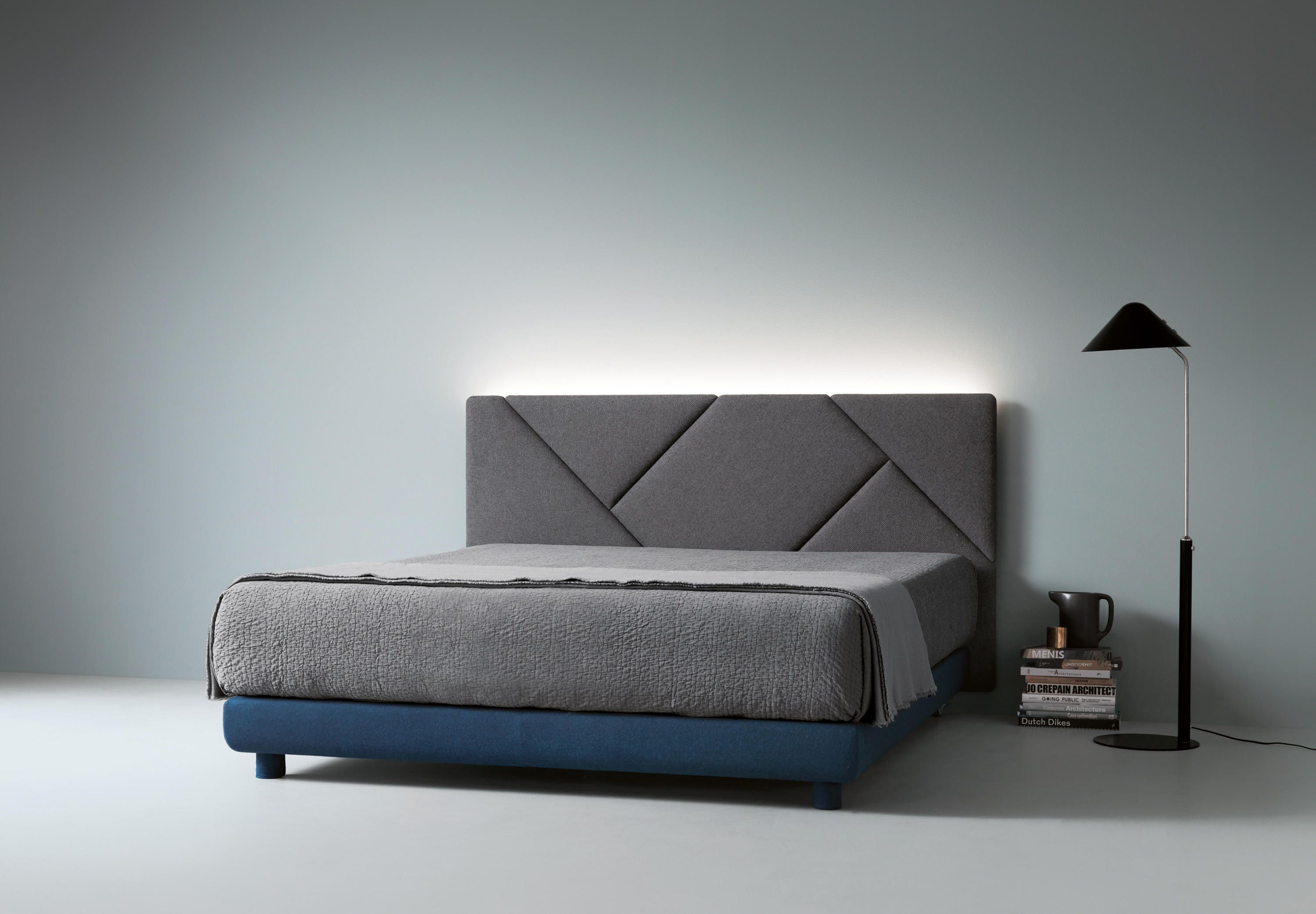 Opus Bed Designer Double Beds From Caccaro All Information