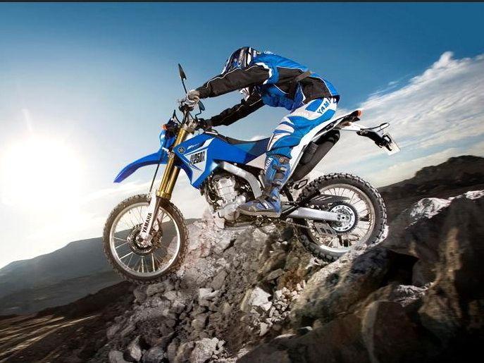 Motor Trail Yamaha Wr250r Siap Meluncur Di Indonesia Februari