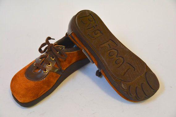 Bigfoot shoes