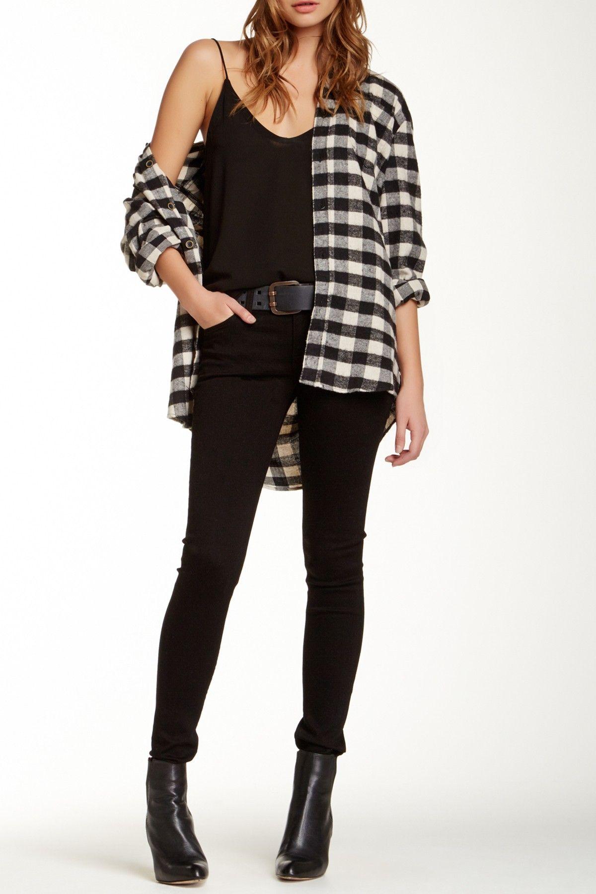 Krista Super Skinny Supermodel Jean
