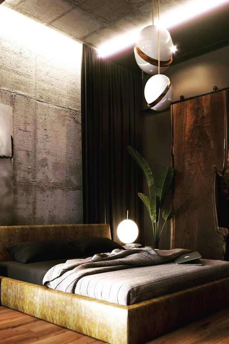 The Most Amazing Industrial Bedroom Design Ideas We Really