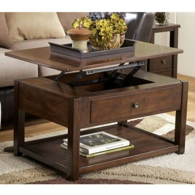 Ashley T477-9 Marion Lifttop Cocktail Table 299