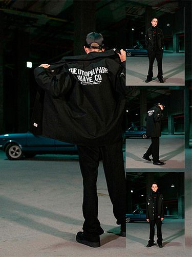 Knave FW16. Utopia Park.  menswear mnswr mens style mens fashion fashion style knave campaign lookbook