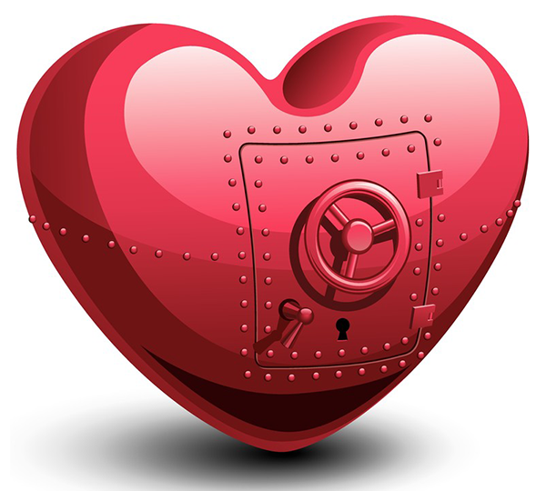 Heart Vault Con Imagenes Dibujos De Corazones