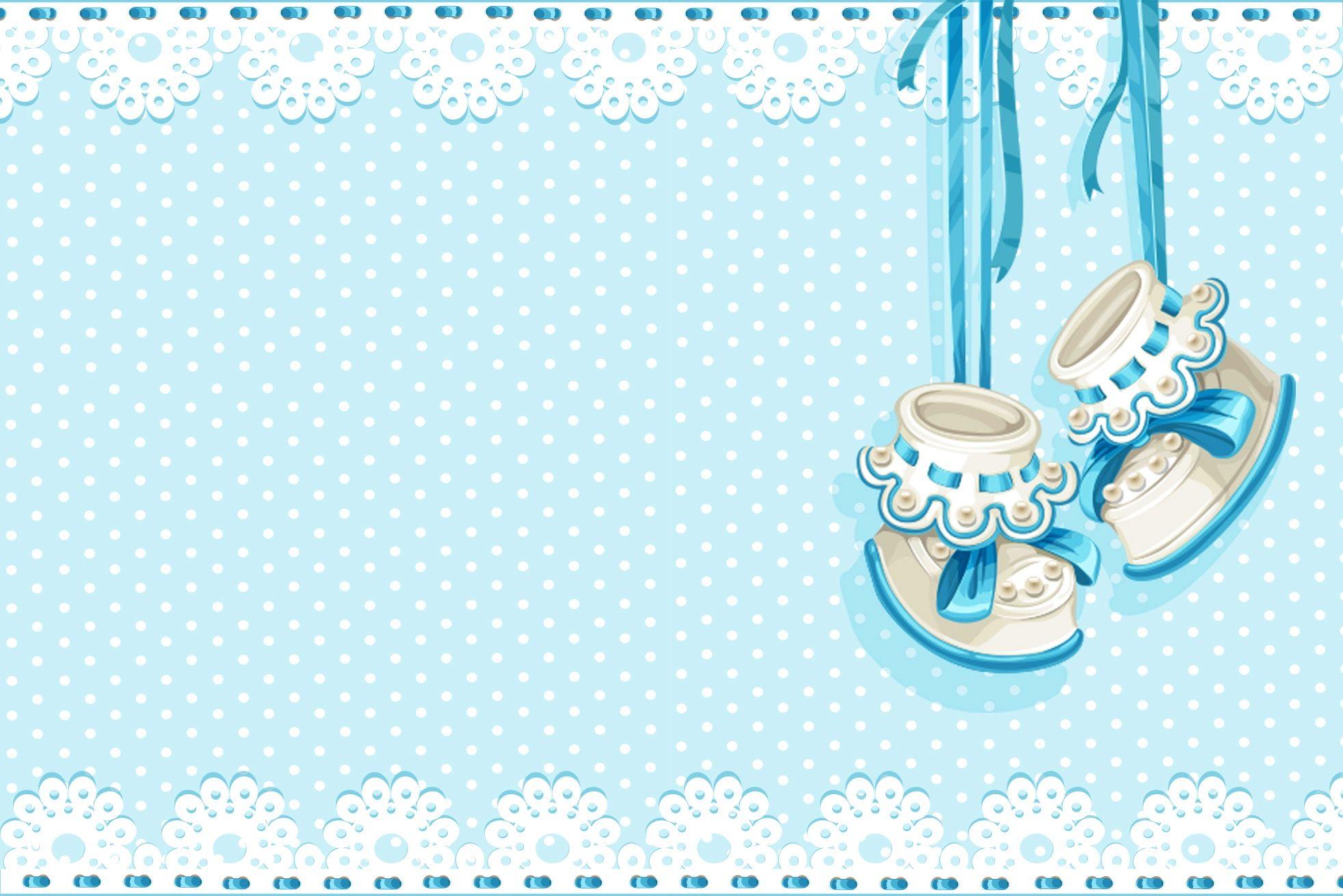 Фон открытки с новорожденным