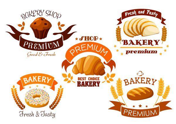 Vector bakery labels retro design set 01 - https://www.welovesolo.com/vector-bakery-labels-retro-design-set-01/?utm_source=PN&utm_medium=welovesolo59%40gmail.com&utm_campaign=SNAP%2Bfrom%2BWeLoveSoLo