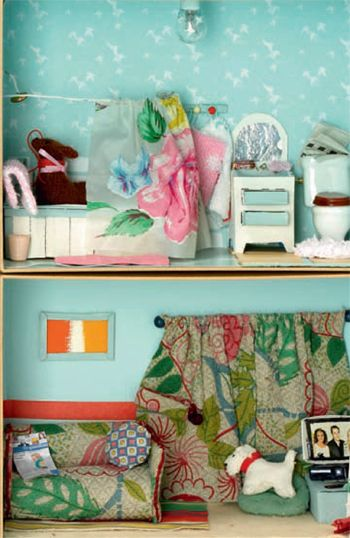 Found On Cath Kidston S Fb Page In Her Dream Room In A: Cath Kidston Shoe Box Competition!